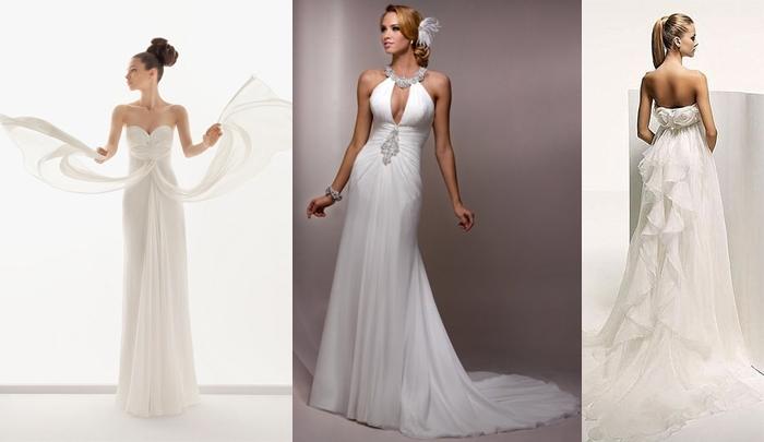 Greek Wedding Dresses 2017