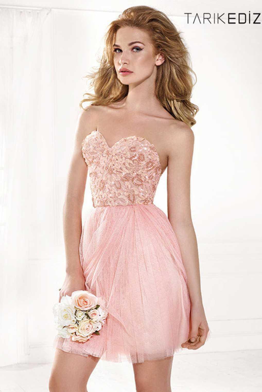Pink Wedding Dresses BEST 2017